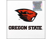 Sports Solution Logo Card Set Oregon State 6pc