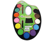 Multicraft Watercolour Paint Palette 12 Colour