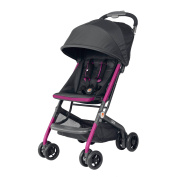 GB Pockit Qbit LTE Travel Stroller, Rasberry