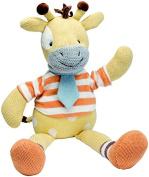 Elegant Baby Knittie Bittie Giraffe Doll, 38cm