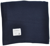 Blueberry, Super Soft, Pesticide-Free, Fitted Crib Sheet in Solid