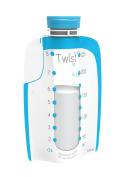 Kiinde Breast Milk Storage Twist Pouch, Extra Large