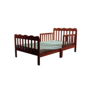 Fizzy Classic Toddler Bed, Cherry