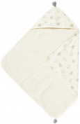 Pehr Designs Little Lamb Hooded Towel, Light Grey