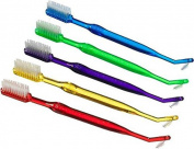 Orthodontic Toothbrush ~ V Trim + Interproximal Brush