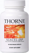 Thorne Research - NiaCel-250 - Nicotinamide Riboside For Cognitive Function and Nerve Support - 60 Capsules