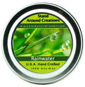 Premium 100% Soy Candle - 60ml Tin - Rain Water