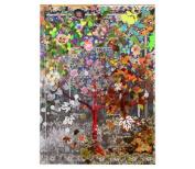 """Christian LaCroix Les 4 Saisons B5 10"""" X 7"""" Hardcover Journal"""