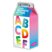 Rainbow ABC Wooden Magnetic Letters