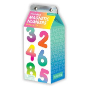 Rainbow 123 Wooden Magnetic Numbers