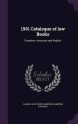 1901 Catalogue of Law Books