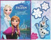 Frozen Cookbook & Cookie Cutters Kit
