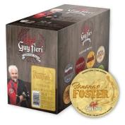"Guy Fieri ""Bananas Foster"" 96 Count Single Serve Coffee K-Cups. Keurig 2.0 Compatible."