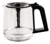 KRUPS XB1220 Replacement Carafe Compatible with EC31X Series, 12 Cup, Glass