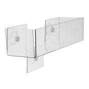 Candy Bar Holder For Commercial Glass Door Merchandisers