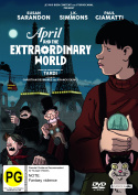 APRIL AND THE EXTRAORDINARY WORLD [DVD_Movies] [Region 4]