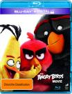 THE ANGRY BIRDS MOVIE [Blu-ray] [Blu-ray]