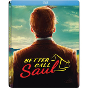 BETTER CALL SAUL - SEASON 02 [Blu-ray] [Region B] [Blu-ray]