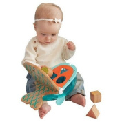 Fisher-Price Wooden Toys - Hungry Humpback Shape Sorter For Multiple Activities