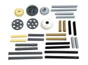 LEGO Technic Clutch gear and axle set EV3, NXT