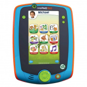 LeapFrog LeapPad Glo Kids Learning Tablet, Teal with Drop-tested Design