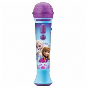 Microphone Magical MP3 Sing Along Elsa Anna Princesses Music Movie