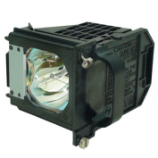 Generic 915P061010 Replacement Lamp with Housing for Mitsubishi TVs