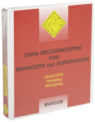 MARCOM OSHA Recordkeeping for Managers and Supervisors DVD Programme