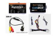 Crux Chrysler & Dodge Rear-View Camera Integration Kit (RVCCH-75F) Add a Rear-View Camera to a Factory Radio in 2011-Up Chrysler & Dodge Vehicles w/ Uconnect Systems