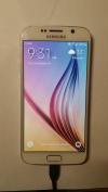for for for for for for for for for for Samsung Galaxy S6 SM-G920T 32GB T-Mobile - White Pearl
