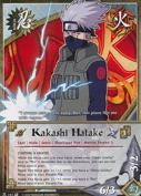 Naruto Card - Kakashi Hatake 741 - Broken Promise - Common