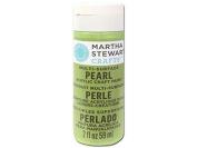 Martha Stewart Paint Pearl 60ml Scallion