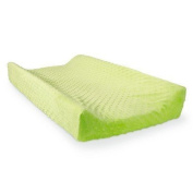 Circo® Plush Popcorn Changing Pad Cover soft lemon