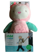 Carters Owl Childrens Harness Leash 2 n 1 Backpack for Girls