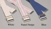 Gait Belt Metal Buckle Blue 180cm