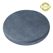 Swivel Seat By Vive - Seat Cushion Pivots to Allow You to Easily Get in & Out of Seated Positions - Swivel Chair Cushion Is Portable & Lightweight - Lifetime Guarantee