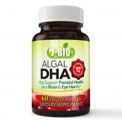 J-bio Algal DHA 300mg support prenatal Health plus Brain & Eye Health