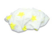 Briljant Hydro Fluor PHILEN Blanket 140 x 200 cm Yellow