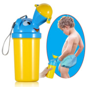 ONEDONE Portable Baby ChildPottyUrinal Emergency Toilet for Camping Car Travel and Kid Potty Pee Training