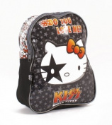 "(Pack of 2 )Hello Kitty ""Do You Love Me"" Kids School Bag Backpack Rucksack Shoulder Bag"
