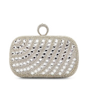 London Footwear Glamour, Women's Statement Clutch