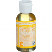 Dr Bronner Organic Citrus Castile Liquid Soap 59 ml