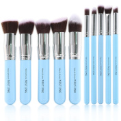 Imurz Professional Facial Cosmetic Brush Set Foundation Brush for Professional Artists