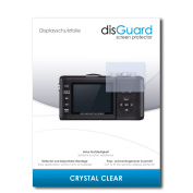 """3 x disGuard® Screen Protector Leica X-U (Typ 113) protective film foil """"CrystalClear"""" invisible"""
