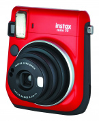 Instax Mini 70 Camera with 10 Shots - Red