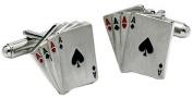 4 Aces Cufflinks