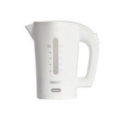 Igenix IG7102 Dual Voltage Travel Jug Kettle, 0.5 Litre, White