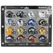 Riddell NFL Speed Pocket AFC & NFC Packs - NFC
