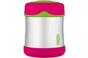Thermos 102889 Junior 290 ml Food Container Stainless Steel Pink