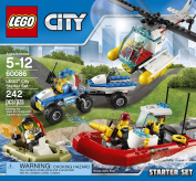 RARE!! LEGO CITY Starter Set Assembly Toys Sets 60086 Japan